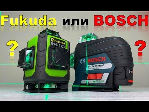 4D ЛАЗЕРНЫЙ УРОВЕНЬ Fukuda MW-94D-4GX или BOSCH 3-80 CG???