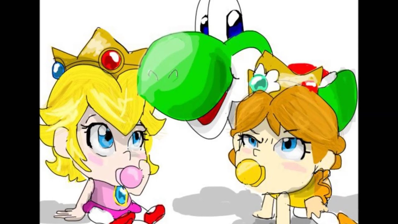 Baby Peach And Baby Daisy Best Friend Youtube