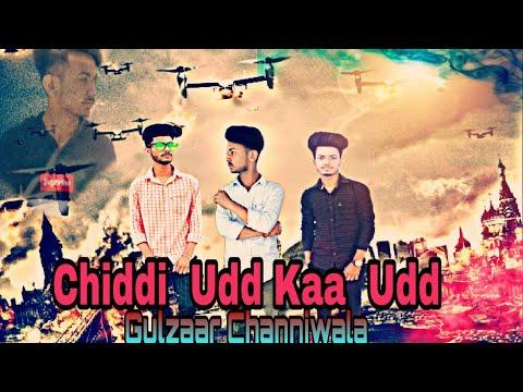 chiddi-udd-kaa-udd-official-video-gulzaar-channiwala-by-(rahul-sharma)-used