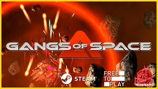 Gangs of Space (Free to Play) - Gameplay - PC HD [1080p]