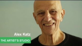 Alex Katz - A Dialogue - The Artist