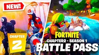 Fortnite is HERE - CHAPTER 2
