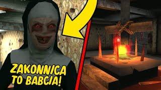 BABCIA TO ZAKONNICA?! | The Nun
