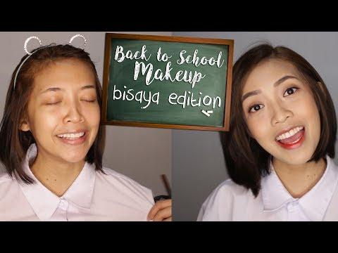 Back-to-School Makeup   Bisaya Edition