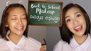 Back-to-School Makeup | Bisaya Edition