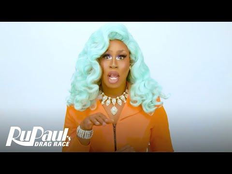 Drag Makeup Tutorial: Shea Couleés Melanin Goddess  RuPauls Drag Race Season 9  Now on VH1