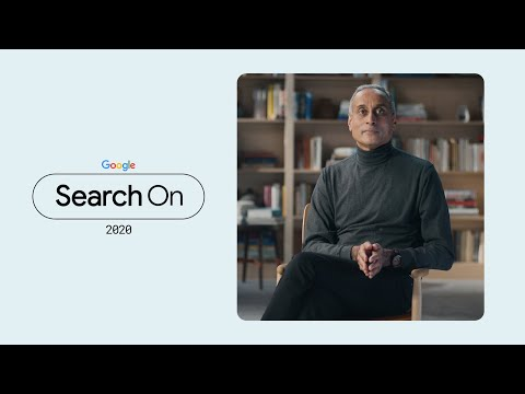 Google Presents: Search On 2020