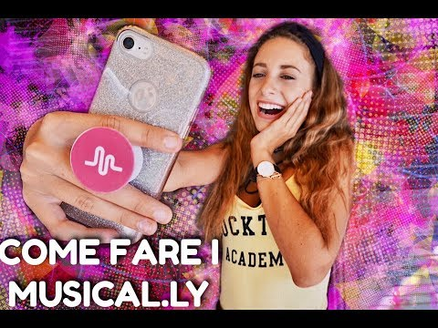 COME FARE I Musical.ly ♡ | Giulia Ferrarelli