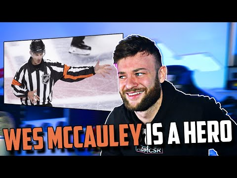 SOCCER FAN Reacts to the LEGEND that is WES McCAULEY      This man is HILARIOUS