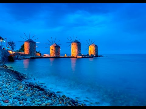 Visit Greece - Explore the Nature of Chios Island