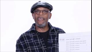 Does Samuel L Jackson like anime?