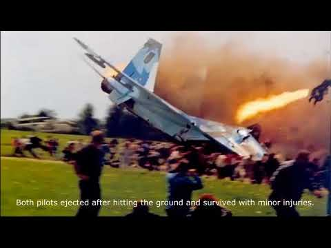 The Deadliest air show in the history of aviation |Sknyliv air show disaster