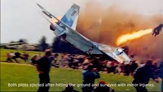 The Deadliest air show in the history of aviation |Sknyliv air show disaster | Part 1