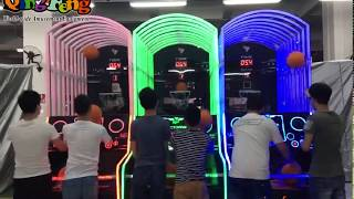 QINGFENG SLAM DUNK KING new basketball game machine New product release