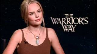 Video Interview with Kate Bosworth for The Warriors Way download MP3, 3GP, MP4, WEBM, AVI, FLV Januari 2018