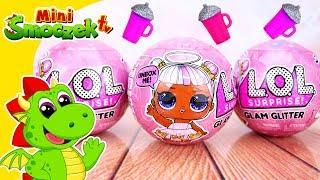 L.O.L. Surprise Brokatowe Laleczki LOL Glam Glitter | Zabawki Bajki Dla Dzieci