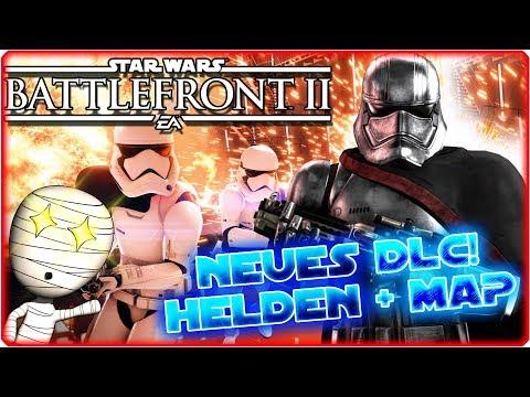 Download Youtube: Star Wars Battlefront 2 🔴 Neues DLC! Finn und Phasma + neue Map! - PS4 Livestream