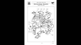 Массей Фергюсон 8200 керівництво по ремонту серія - сервіс механічна частина 6 5