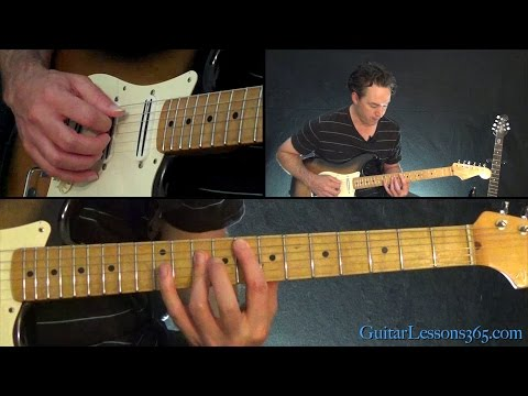 Song 2 Guitar Lesson - Blur