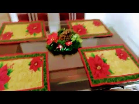 Arregla la mesa para recibir el año nuevo o navidad #NAVILANDIA | Alexandría