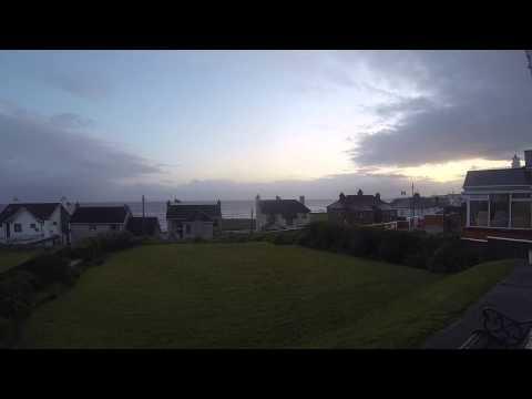 Portstewart, Ireland Sunrise Time Lapse