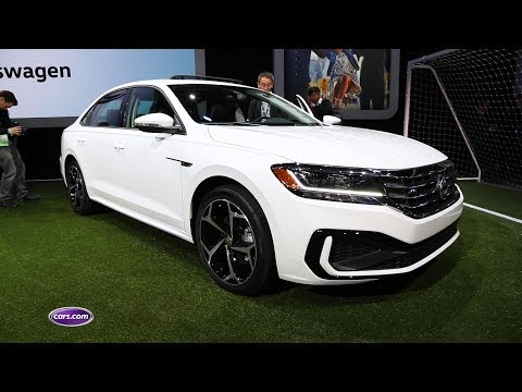 2020 Volkswagen Passat: First Look — Cars.com