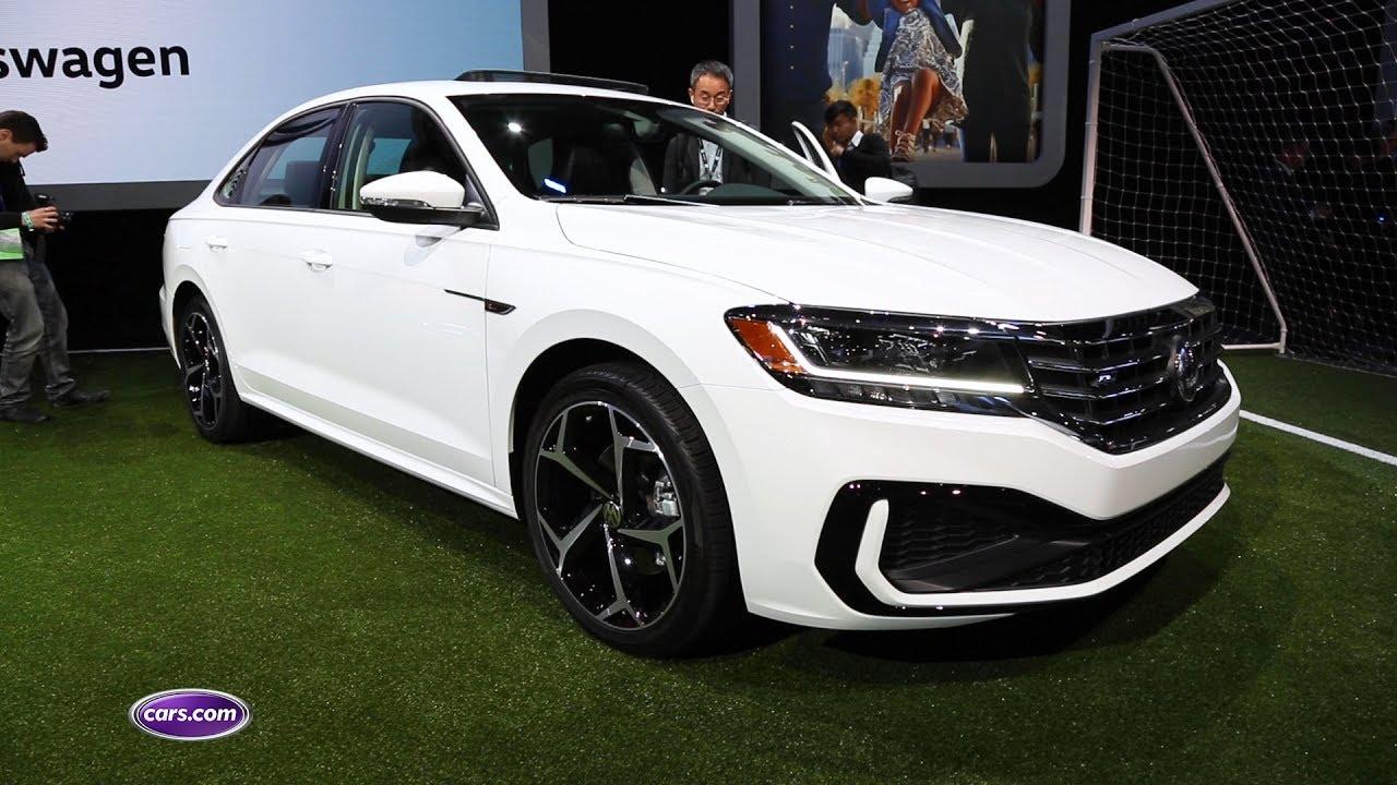 2020 Volkswagen Passat: First Look — Cars.com - YouTube