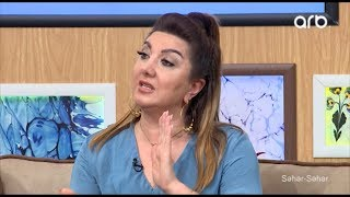 """Nazilə Səfərli """"Suşi ilə Çay"""" içməsinə açıqlama verə bilmədi"""