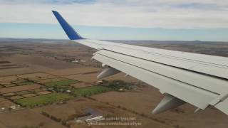 Airnorth Embraer E170 : Melbourne to Toowoomba TL131