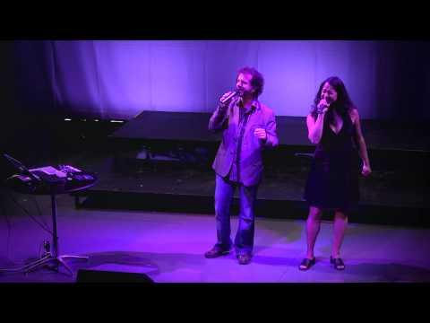 The FreePlay Duo performs Cole Porter's 'Love for Sale' at SING!