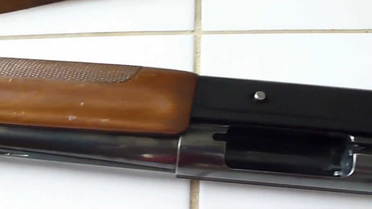 benelli shotgun 12/76 !! - youtube