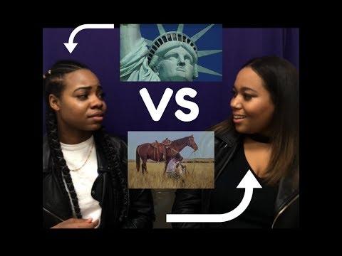 NEW YORK VS TEXAS SLANG!