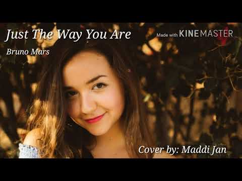 Maddi Jane - Just The Way You Are |Lyrics dan Terjemahan Indonesia|