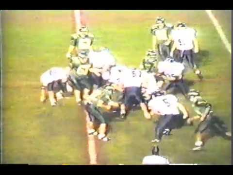 1994-95 Varsity Football Elk Grove vs Prospect