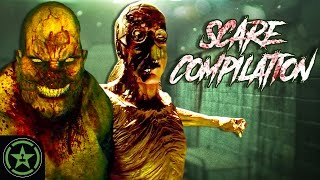 Let's Watch - Outlast Scare Compilation