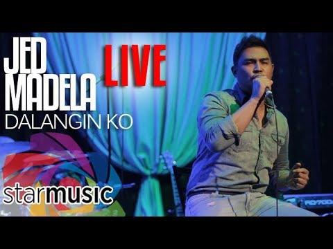 Jed Madela - Dalangin Ko (LIVE)