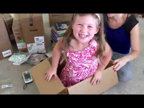 Our First Year at Connections Academy | Unboxing our School Books