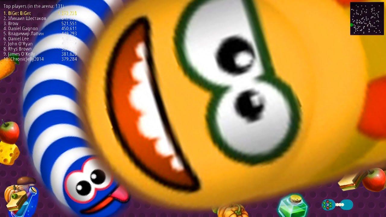 WormsZone.io Best Pro Slither Snake Top 01 /World Record Epic WormsZoneio Gameplay Moments #82