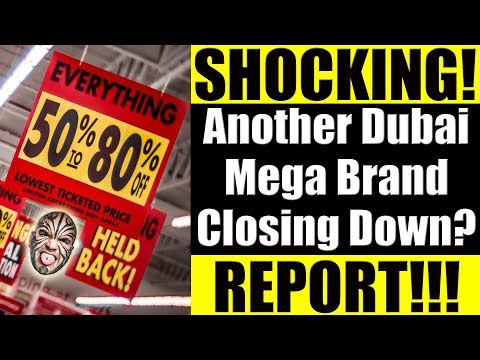 BREAKING NEWS: Is Another Mega Dubai Brand Closing Down in D