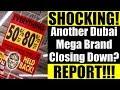 BREAKING NEWS: Is Another Mega Dubai Brand Closing Down in Dubai, UAE?