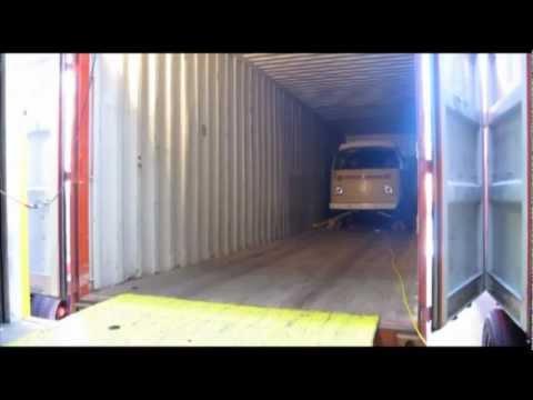 Auto Shipping to Le Havre FOS France Valencia Barcelona Cadiz Malaga Bilbao Spain Lisbon Portugal