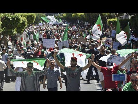 En Algérie, douzième vendredi de manifestations en dépit du ramadan