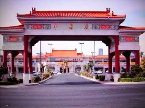 Las Vegas - Chinatown Plaza