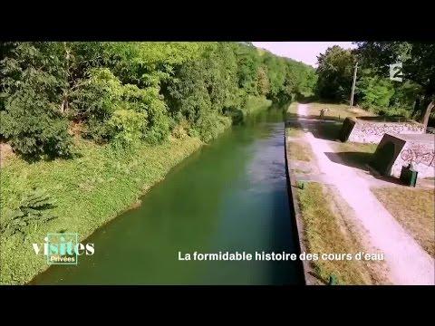Le rôle essentiel du Canal de l'Ourcq - Reportage - Visites privées
