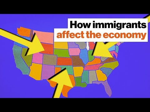 How immigrants and their children affect the US economy | Robert Kaplan