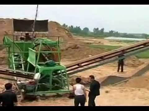 Supply sand washing machine, gold mining ship, sand excavating ship, grass cutting boat,1