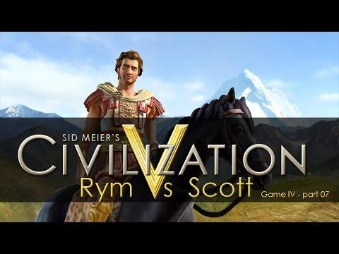 Rym vs Scott: Civilization V Game 4 - part 07