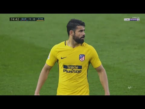 Diego Costa vs Barcelona (A) 17-18 HD 1080i (04/03/2018) by AG18comps