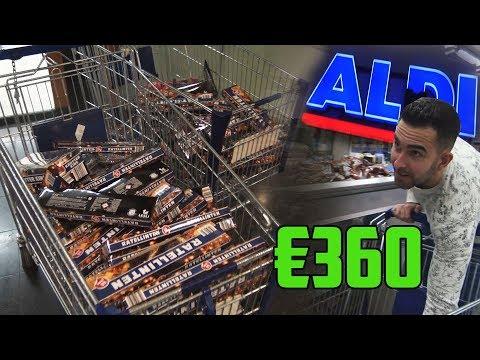 €360 CAT 1 VUURWERK KOPEN BIJ ALDI!
