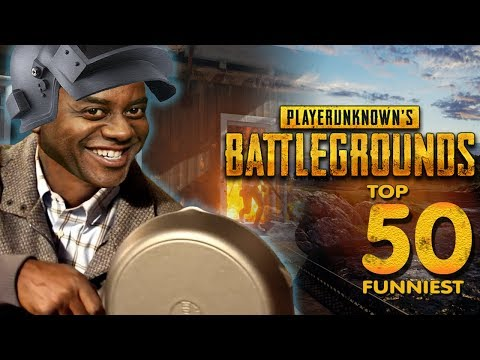 IF YOU DON\'T LAUGH, YOU HAVE NO SOUL - Top 50 Funniest Moments in PUBG